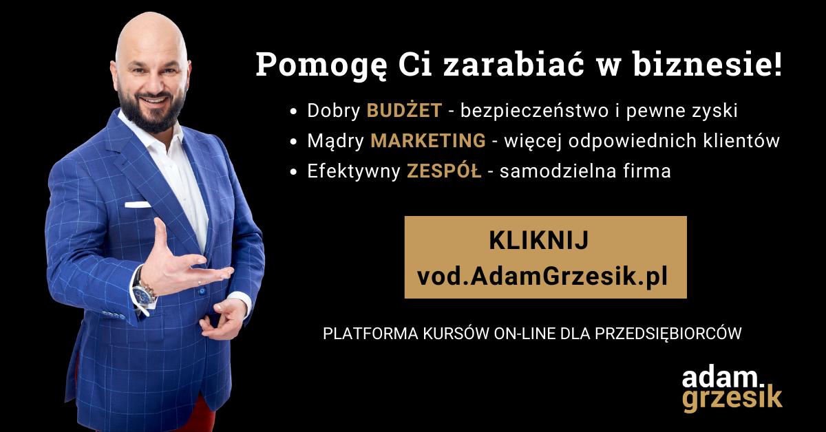 VOD Adam Grzesik